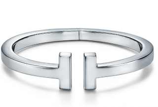 Tiffany & Co. Tiffany T Silver Bracelet