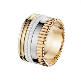 Boucheron Quatre White Edition Large Ring