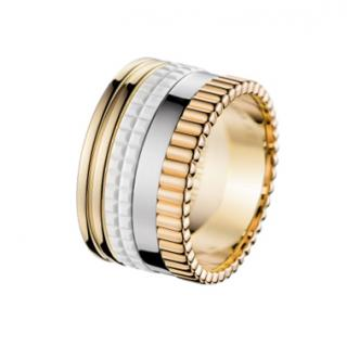Boucheron Quatre White Edition Large Ring