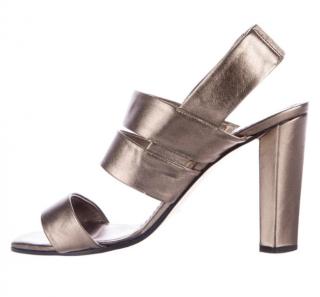Diane von Furstenberg Pava slingback sandals