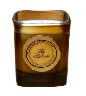 The perfumer story by Azzi Fig Ambrette Candle
