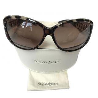 Yves Saint Laurent Vintage Oversize Sunglasses
