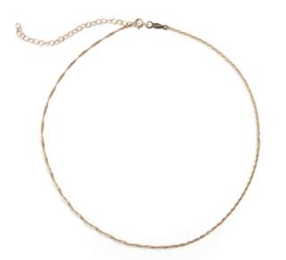 Catbird 14kt Yellow Gold Sweet Nothing Choker