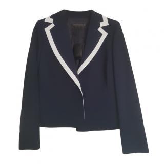 Marina Rinaldi Navy Tailored Jacket