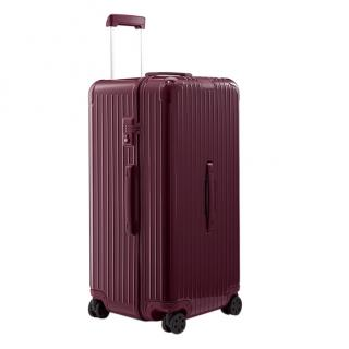 Rimowa Glossy Berry Essential Trunk Plus
