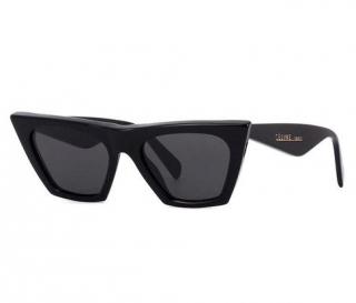 C�line Edge Cl41468/S Black Sunglasses