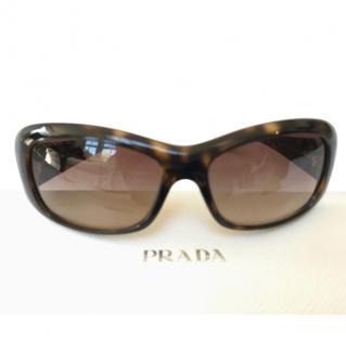 Prada SPR04L Tortoiseshell Sunglasses