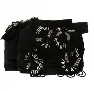 Marni Embellished Double Pocket Belt Bag