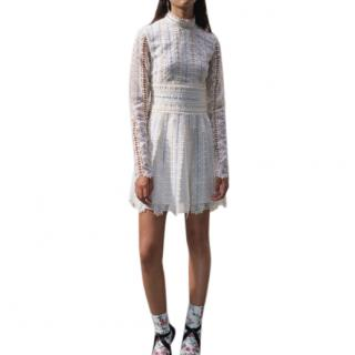 Giambattista Valli x H&M Lace Mini Dress