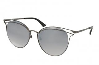 Alexander McQueen MQ0102SK Antracite Sunglasses
