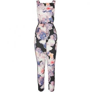 Finders Keepers Young Spirit Floral Jumpsuit