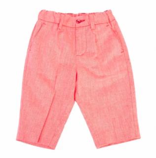 Dolce & Gabbana Kids Red Chinos