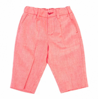 Dolce & Gabbana Kids Red Chinos