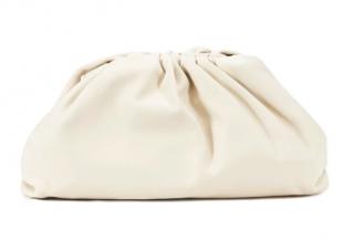 Bottega Veneta Off-White The Large Pouch