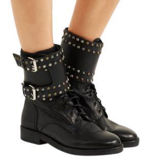 Isabel Marant Teylon studded leather ankle boots