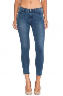J Brand Tali Zip Skinny Jeans