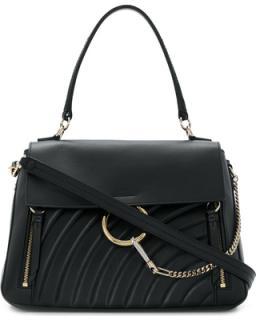 Chloe Dark Navy Faye Day Bag