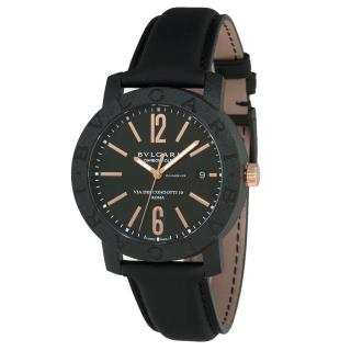 Bvlgari CarbonGold Automatic 40mm Round Watch
