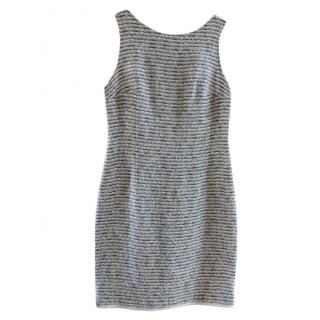 CH Carolina Herrera Tweed Shift Dress