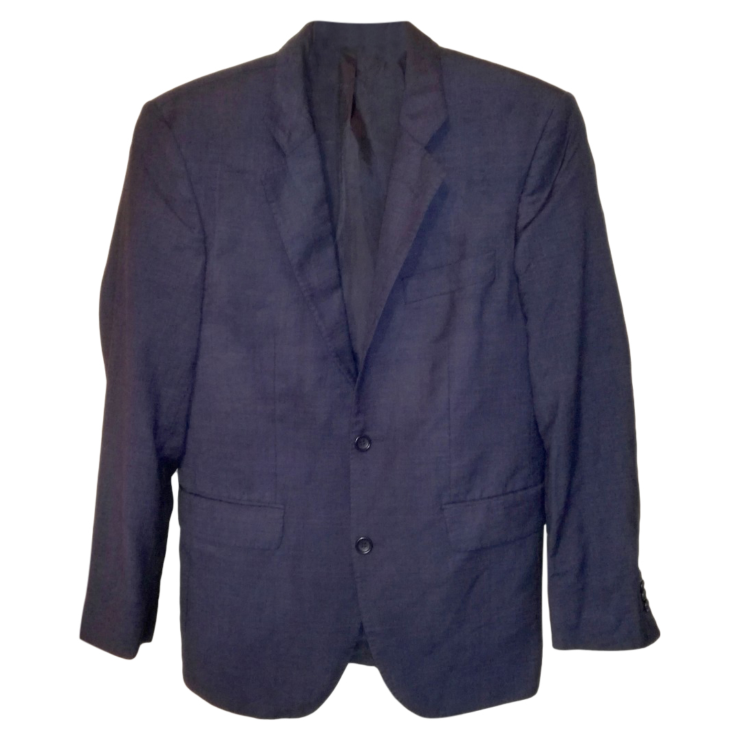 Ermenegildo Zegna Trofeo single breasted wool blazer