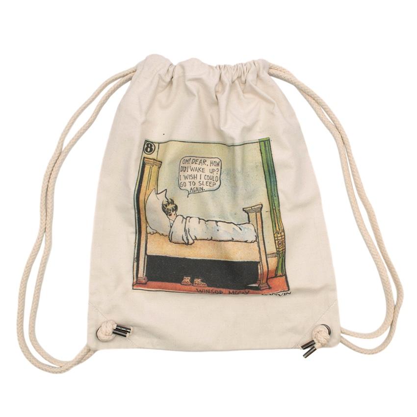 Lanvin x Winsor McCay Little Nemo Canvas Gym Bag
