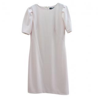 Lauren Ralph Lauren Pale Pink Shift Dress