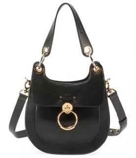 Chloe Black Tess Small Hobo Bag