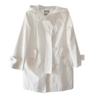 Max Mara Hooded Rain Jacket