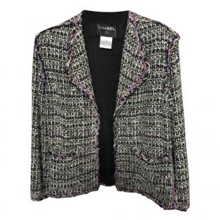 Chanel Cruise Collection Tweed Tailored Jacket