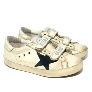 Golden Goose Off-White LTD edition GGDB trainers