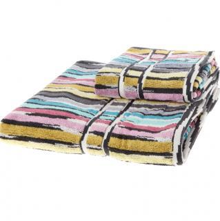 Missoni Home Multicoloured Bath & Hand Towel