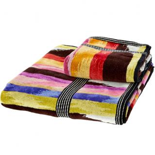 Missoni Multi-Coloured Bath & Guest Towel