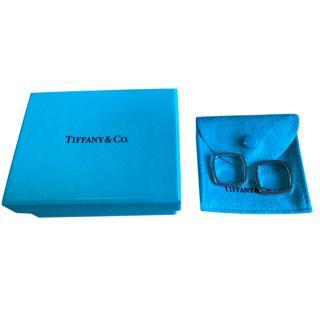 Tiffany & Co x Frank Ghery Silver Torque Rings