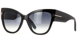 Tom Ford Black Anoushka sunglasses