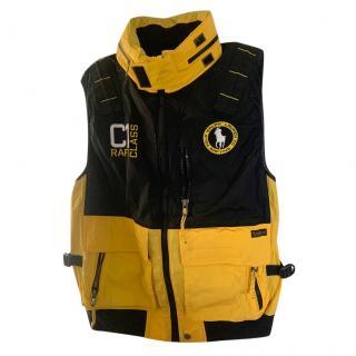 Polo Ralph Lauren Yellow & Black Gilet
