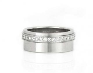 Piaget Diamond Set Ring in 18kt Gold