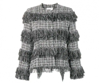 Sonia Rykiel Boucle Tweed Jacket