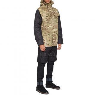 Christopher Raeburn Remade Camo Jacket