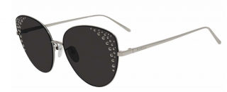 Furla Studded SFU180 Cat-Eye Sunglasses