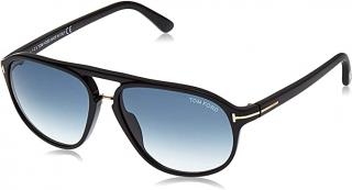 Tom Ford TF447 Jacob Black Sunglasses