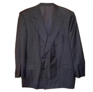 Ermenegildo Zegna Vintage Su Misura Drop 7 Trofeo Black label Blazer