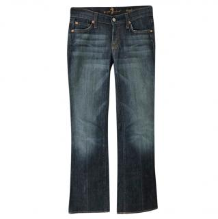 Seven For all Mankind Washed Jeans