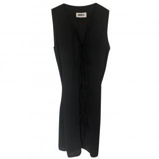 MM6 Maison Margiela Black Sleeveless Dress