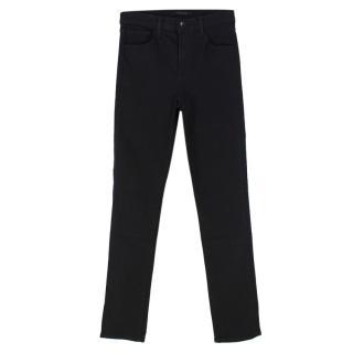 J Brand Black Ruby Skinny Jeans