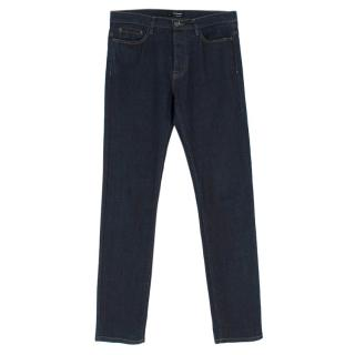 The Kooples Dark Blue Wash Regular Jeans