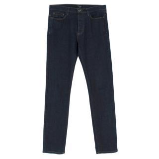 The Kooples Dark Blue Wash Regular Jeans