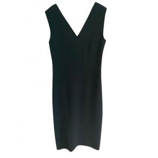 Joseph Black Flou Dana shift dress