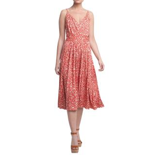 Marc by Marc Jacobs Red Summer Dress