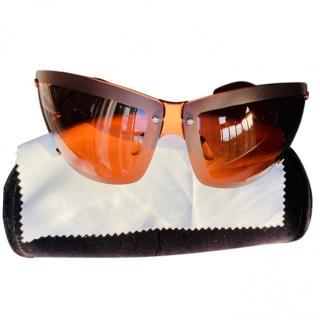 Escada Sport Orange Sunglasses
