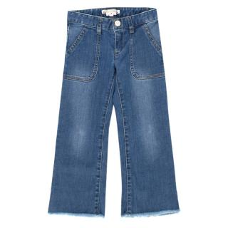 Bonpoint Flared Kid's Jeans